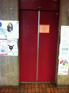 North BE Elevator/Alexander M. Koch