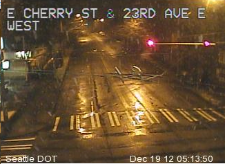 Snow in CD/SDOT
