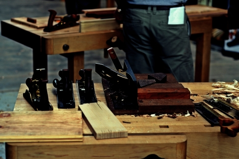 Lie-Nielsen Toolworks. Photo by Sheikh Faraaz.