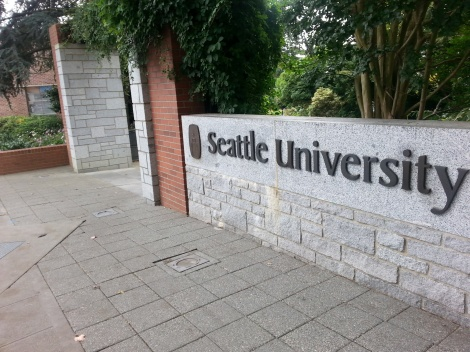 Seattle University firmly defends decision to invite Dr. Angela Davis to give an on-campus lecture.